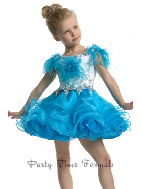 Discount 2014 Party Time Little Girl Dress Style PATE007