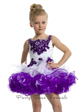 Discount 2014 Party Time Little Girl Dress Style PATE009