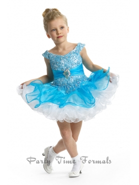Discount 2014 Party Time Little Girl Dress Style PATE010