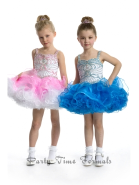 Discount 2014 Party Time Little Girl Dress Style PATE011