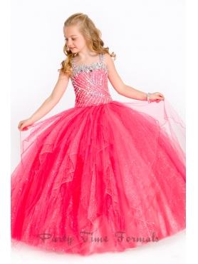 Discount 2014 Party Time Little Girl Dress Style PATE015