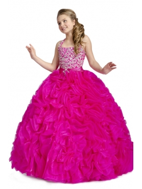 Discount 2014 Party Time Little Girl Dress Style PATE021