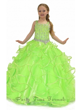 Discount 2014 Party Time Little Girl Dress Style PATE025