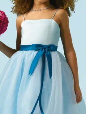 Discount 2014 Alfred Angelo Flower Gril Dresses Style OALA019