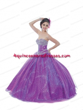 Discount Discount Sweetheart 2014 Quinceanera Dresses with Appliques BNYA037