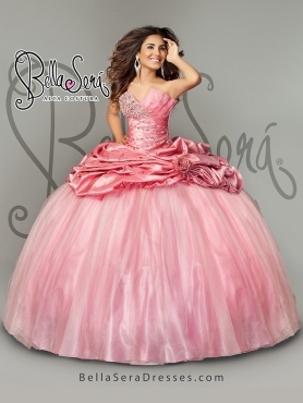 Discount Detachable and Super Hot Baby Pink Sweet 15 Dress with Beading BLAS017