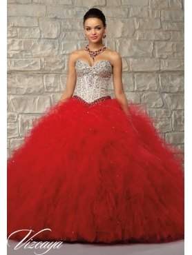 Discount 2015 Inexpensive Purple Sliver and Red Dress for Quinceanera with Beading and Ruffles MRLE010