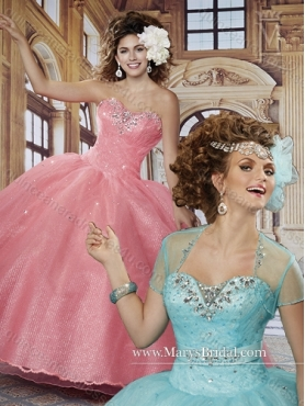 Discount 2015 Exclusive Sweetheart Quinceanera Dresses with Beading MRYS004