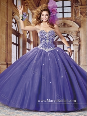 Discount Dynamic Beading Sweetheart Quinceanera Dresses for 2015MRYS013