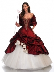 Moonlight Quinceanera Dress Style Q287