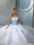 Discount Brand New ball gown strapless floor length quinceanera dresses FY061723
