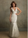 Discount Allure Couture Wedding Dress Style C167