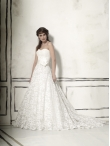 Discount Justin Alexander Wedding Dress Style 8557
