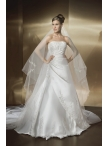 Discount Cosmobella Wedding Dress 7417