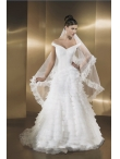 Discount Cosmobella Wedding Dress 7426