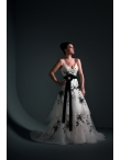 Discount Justin Alexander Wedding Dress Style 8399