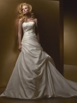 Discount Anjolique Wedding Dress STYLE 1010