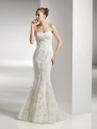 Discount Anjolique Wedding Dress STYLE 2056