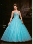 Discount 2012 Lovely Ball gown Sweetheart  Floor-length Quinceanera Dresses Style AFJJ708