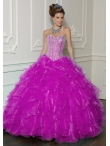 Discount Wholesale Lovely ball gown sweetheart-neck floor-length quinceanera dresses 88001