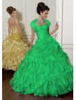 Discount Wholesale special ball gown sweetheart-neck floor-length quinceanera dresses 88017