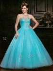 Discount 2012 Sweet Ball gown Sweetheart Floor-length Quinceanera Dresses Style AFJJ71