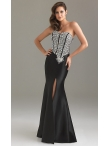 Discount Long Night Moves Evening Gown 6419