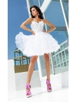 Discount Popular A-line Sweetheart Neck Knee-Length Prom Dresses Style CP5371