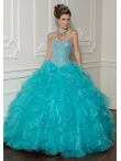 Discount 2012 Lovely ball gown sweetheart-neck floor-length quinceanera dresses 88001