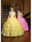 Discount Cute ball gown sweetheart-neck floor-length  2011 Vizcaya Quinceanera Dress By Mori Lee 87022