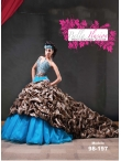 Discount Wholesale Ball Gown Quinceanera Dress AP98-197