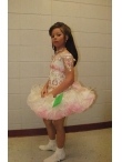 Discount Ball Gown Short Scoop Beading Little Girl Pageant Dress