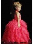 images/v/20130327/beading-halter-watermelon-long-little-girl-pageant-dress-0.jpg