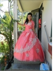 Discount Ball Gown Appliques Sweetheart Quinceanera Dress