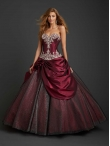 Discount 2014 Allure Quinceanera Dress Style ALRE013