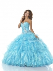 Discount 2014 Bonny Quinceanera Dress Style BNYA007