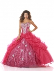 Discount 2014 Bonny Quinceanera Dress Style BNYA008