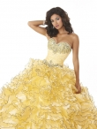 Discount 2014 Bonny Quinceanera Dress Style BNYA013