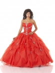 Discount 2014 Bonny Quinceanera Dress Style BNYA014