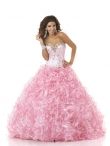 Discount 2014 Bonny Quinceanera Dress Style BNYA015
