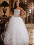 Discount 2014 House of Wu Quinceanera Dress Style HOWF009