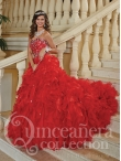 2014 House of Wu Quinceanera Dress Style HOWF014