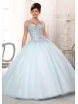 Discount 2014 Morilee Quinceanera Dresses Style MLER060