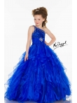 Discount 2014 Macduggal Little Girl Pageant Dress Style JNAD004