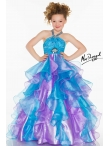 Discount 2014 Macduggal Little Girl Pageant Dress Style JNAD022