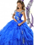 Discount 2014 Ritzee Girls Little Girl Pageant Dress Style WPDR016