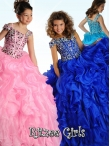 2014 Ritzee Girls Little Girl Pageant Dress Style WPDR017