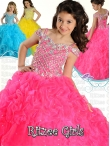Discount 2014 Ritzee Girls Little Girl Pageant Dress Style WPDR018