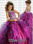 Discount 2014 Ritzee Girls Little Girl Pageant Dress Style WPDR019