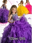 2014 Ritzee Girls Little Girl Pageant Dress Style WPDR022